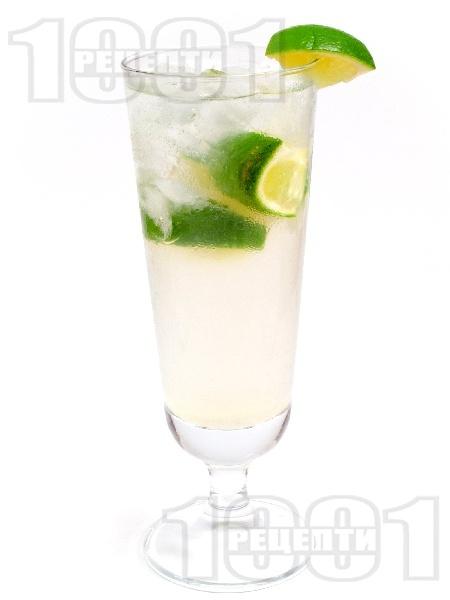Коктейл Джин Рики (Gin Rickey) - снимка на рецептата